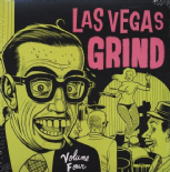 LP / VA ✶✶ LAS VEGAS GRIND #4 ✶✶ Lounge, Rock & Roll, Rhythm & Blues